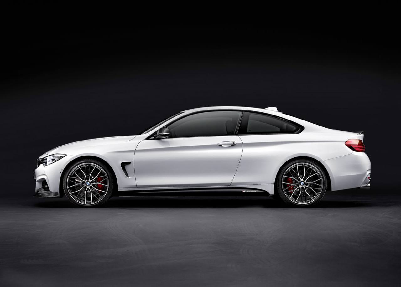 Bmw 4-serie m performance