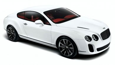 Photo of Bentley: Ny topversion af Continental GT i 2014