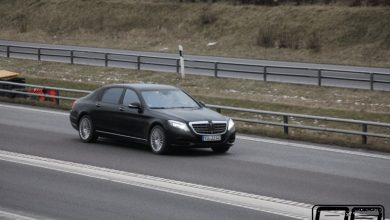 Photo of SPYSHOTS: Mercedes-Benz S-Klasse og 2014 S-Klasse Coupe
