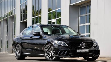 Photo of Brabus tuner ny Mercedes-Benz C-Klasse