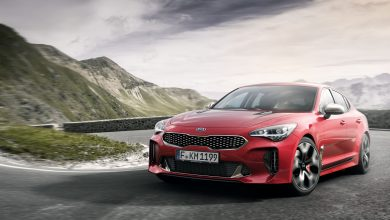 Photo of Kia Stinger GT – Kias nye sportssedan