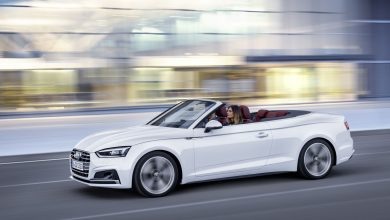 Photo of Her er den åbne Audi A5 og S5 Cabriolet