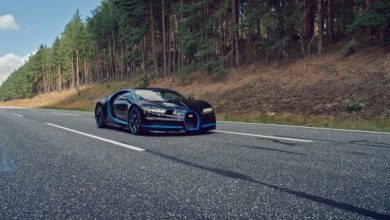 Photo of Video: Her går Bugatti Chiron fra 0-400-0 km/t på 42 sekunder