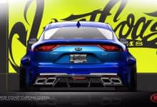 Photo of Kia bygger badass Stinger til SEMA Show