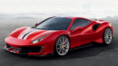 "Photo of Lækket: Her er Ferrari 488 ""Pista"""