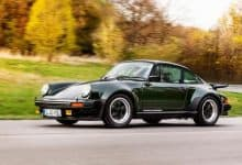 Photo of Lanzante skal bygge 930 Porsche 911 med F1 motor