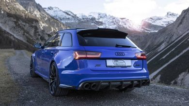 Photo of ABT Audi RS6+ Avant Performance Nogaro Edition