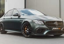 Photo of Brabus viser ny fræk Mercedes-AMG E63 S