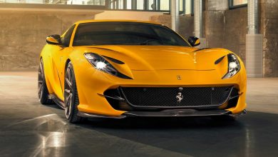 Photo of Novitec Ferrari 812 Superfast