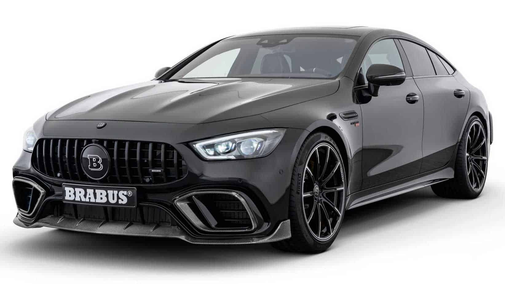 Brabus Mercedes-AMG GT63 S