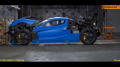 Video: Rimac kollisionstester den nye Concept Two