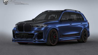 Photo of Lumma Design BMW CLR X7