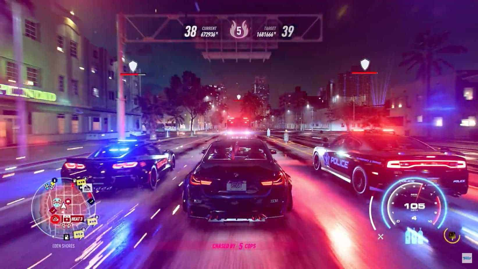 Anmeldelse: Need for Speed Heat