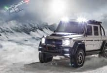 Photo of Brabus 800 Adventure XLP er den våde offroad drøm