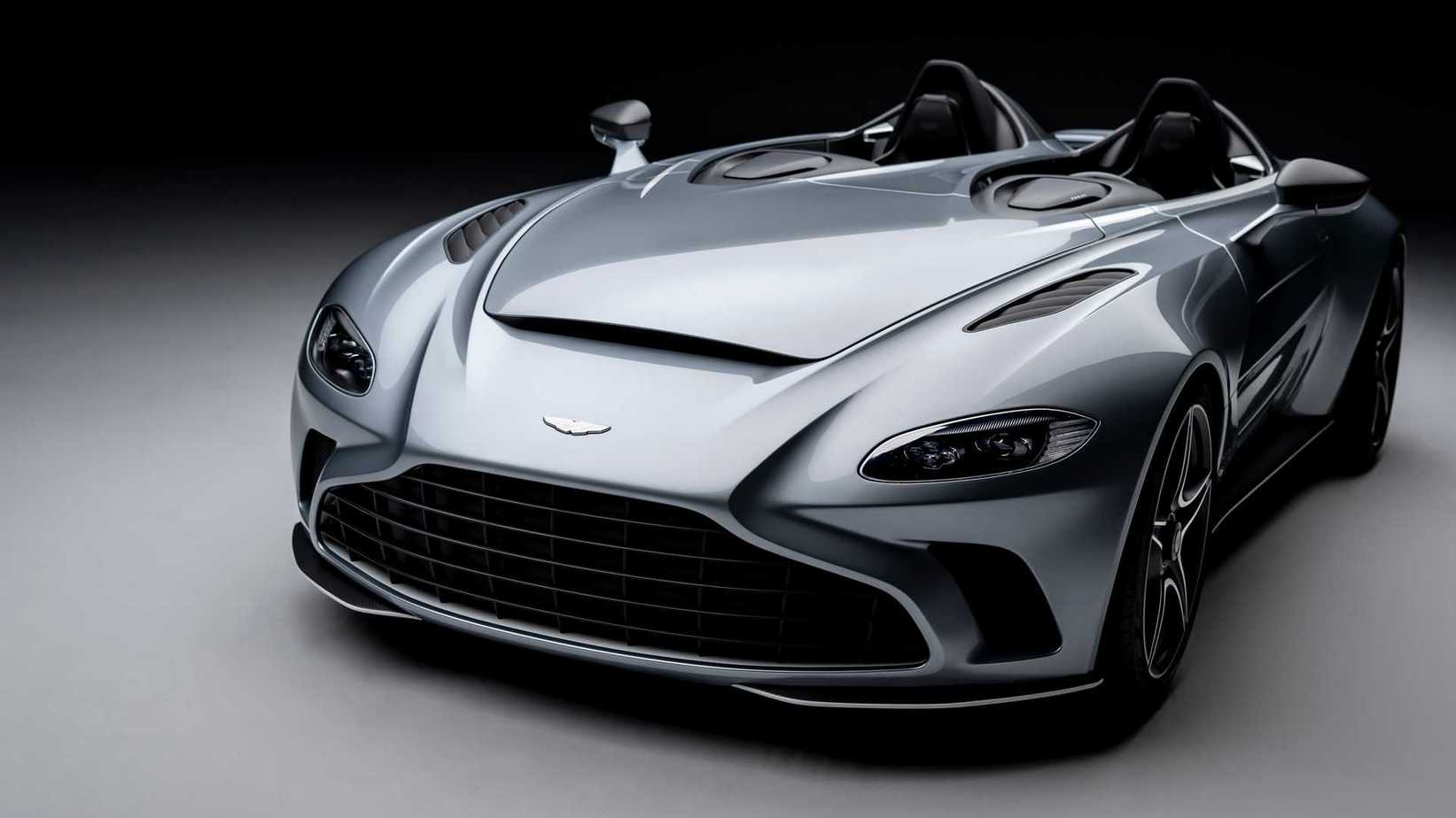 Photo of Aston Martin V12 Speedster