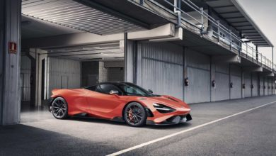 McLaren 765LT er firmaets vildeste Super Series model