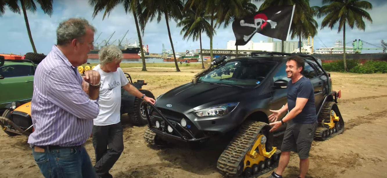 The Grand Tour Madagascar Special officiel trailer, Pro-Street.dk: Online Bilmagasin med Bilnyheder og Biltests